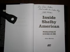 John Morton Inside Shelby American
