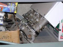50mm Mikuni Carbs & Manifold
