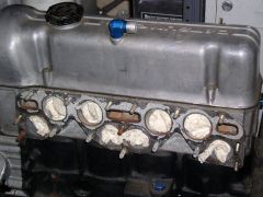 Early FIA L Series head