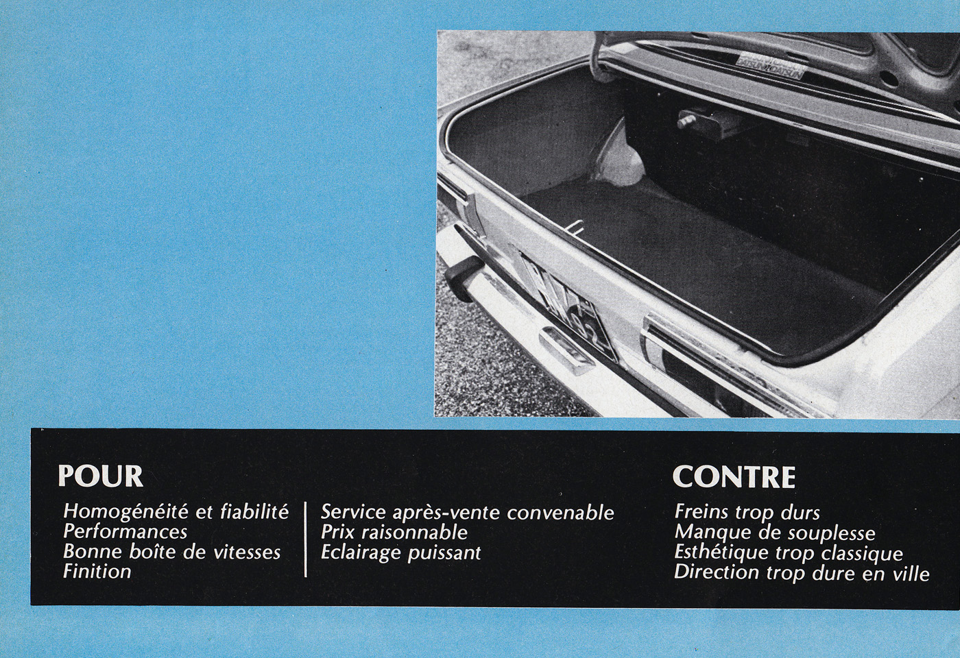 1600SSS French brochure