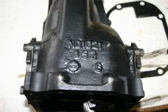 Subaru R160 VLSD
