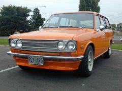 Orange Wagonholio