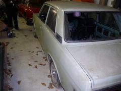 1971 Datsun 510 barn find, 2 - driver's side
