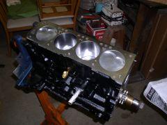 LZ23 Engine Build, Assembled Short Block