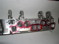 Slove Ported NOS Datsun Comp Head