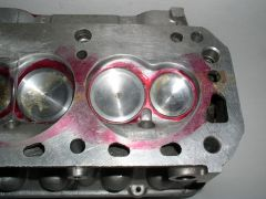 Semi Closed Cmbustion Camber