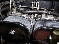 LZ23 Mikuni 44mm PHH dual side draft