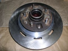 Oil Drop Big Brake Rotor Adapters