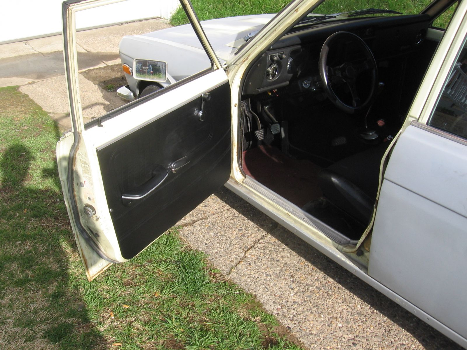 Restoration and test fit of interior