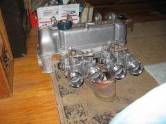 219 casting SSS Race Head w/....