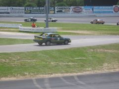 At the Lemons Ct race