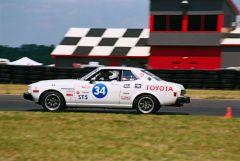 77 Celica Owners Robert & Chris Webb