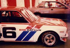 BRE 510 at '85 Times GP