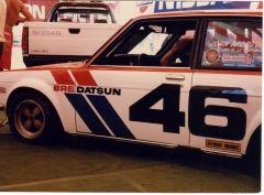 BRE 510 at Riverside Times GP '85 (2 0f 5)