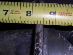 H190 Differential - 510 Wagon Center Length