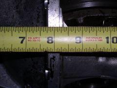 H190 Differential - 320 P/U Center Length