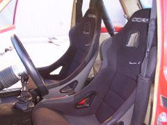 Cobra Imola II seats