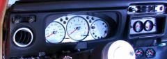S15 Silvia Instrument Cluster in 510 Dash