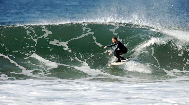 El Porto, Jan 14, 2007