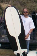 Ken's Orca board