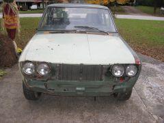 """1970 510 2DR """"Gunny"""""""