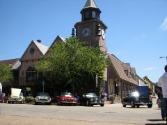 Solvang Roadster Show 4/24/2010