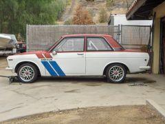 Racing Sparco NS-II 15x6.5