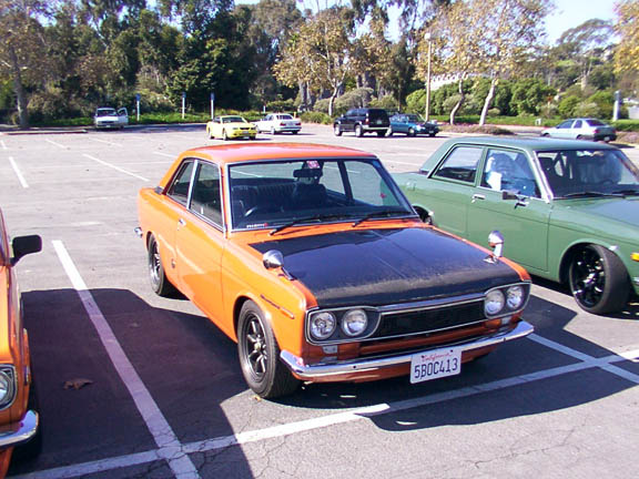 Orange SSS Coupe