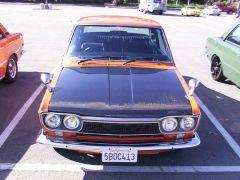 CF Hood, Bluebird SSS Coupe