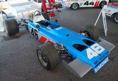 BRE Lotus 70B