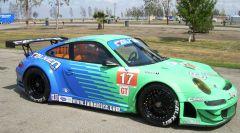 Team Falken 911 RSR