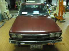 510 Wagon For Sale