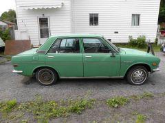 Seans Datsun 510 1972 4 Door
