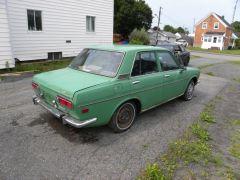 Seans Datsun 510 1972 4 Door Right Rear