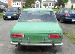 Seans Datsun 510 1972 4 Door Rear