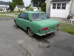 Seans Datsun 510 1972 4 Door Left Rear