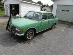 1972 Datsun 510 Unrestored