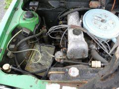 1972 Datsun 510 4 Door Unrestored