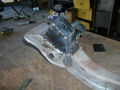 SR motor mount