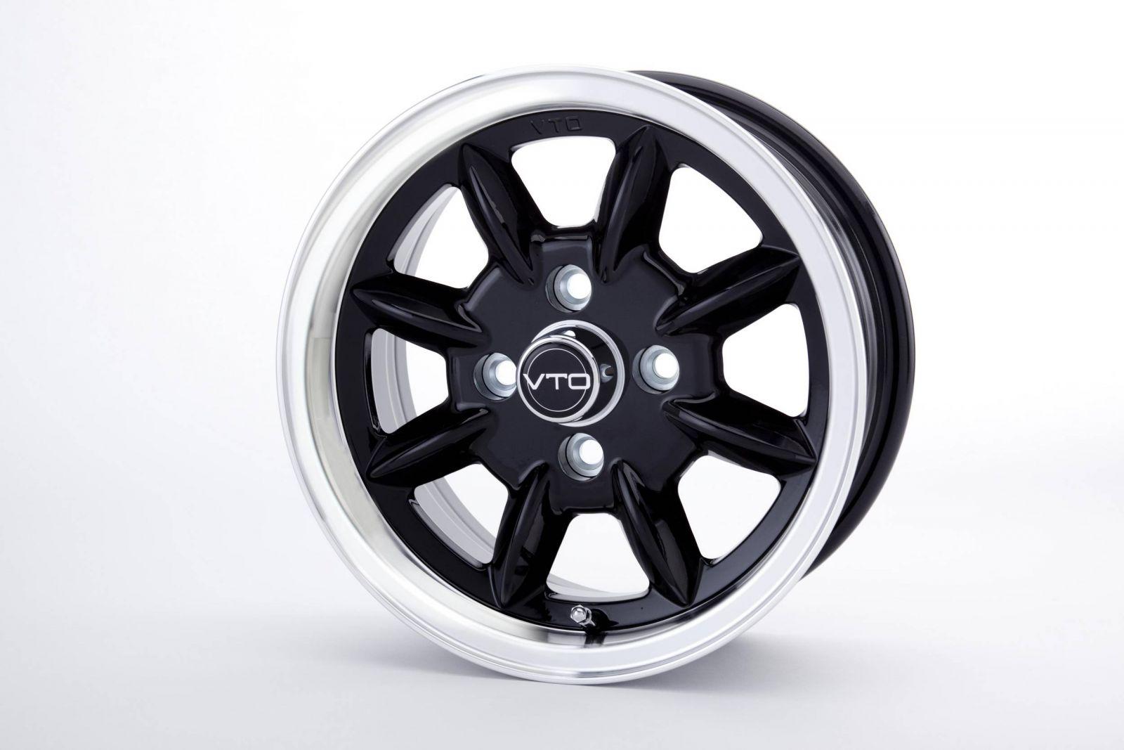 VTO Wheels - Classic 8 & Retro 4