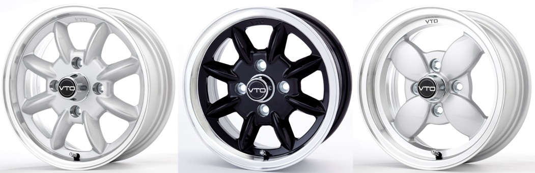 VTO Wheels - Blow Out Sale