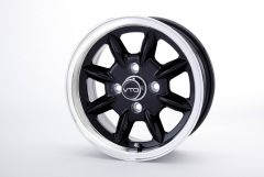 VTO Wheels - Classic 8 with Black center