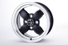 VTO Wheels - Retro 4 with black center