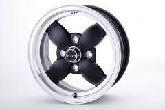 VTO Wheels - Retro 4 with black center