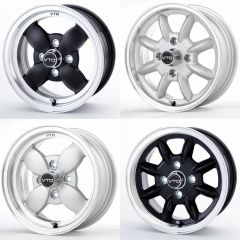 VTO Wheels - Retro 4 & Classic 8