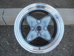 "15"" VTO LeMans Wheel"
