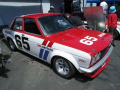 Another 510 in the Paddock