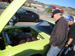 Pete Brock & David Oroshnik discuss his pristine 240Z