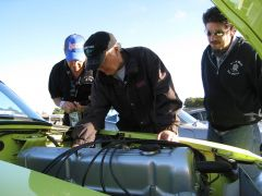Pete Brock, David Oroshnik, & Rob Fuller discuss 240Z carb setups