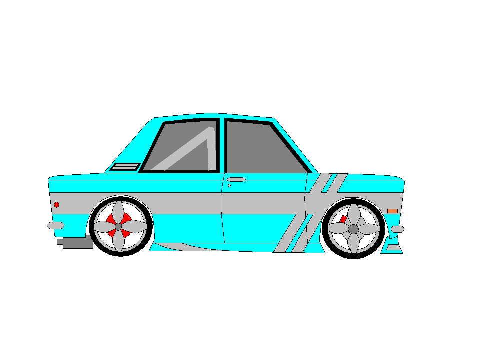 Datsun 510 #3